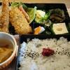 かなざわ - 料理写真:おたのしみ弁当 味噌汁・コーヒー付き  ¥1080