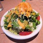 ジンベエ - 料理写真:野菜サラダ2016.08.22