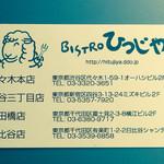 Bistro ひつじや - 系列店舗