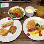55167135 - 朝食