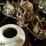 55167181 - セットのコーヒー(ポットに入って2杯分)