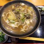 5517017 - ひもかわうどん(800円)_2010-10-23