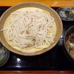 5517020 - きのこ汁うどん(650円)_2010-10-23