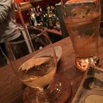 浅草薬酒バー - 2016/01