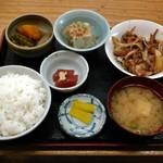 Sennarimochishokudou - 千成定食