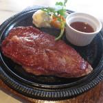 常陸牛きくすい - 常陸牛ステーキセット(モモ肉 150g)