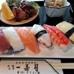 一寿司 - 料理写真:すしランチ