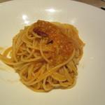 55171209 - とっておきの生うにのスパゲッティ