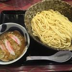 三ツ矢堂製麺 - つけ麺 大盛 ¥810