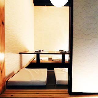 ★全席完全個室!新横浜の個室居酒屋★