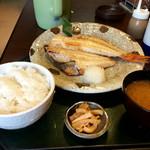 お肴や - 料理写真:赤魚の開き
