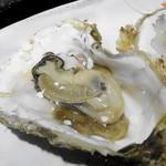 北海あぶりやき 運河倉庫 - 焼き牡蠣