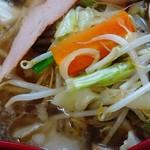 麺屋 焔 - タンメン
