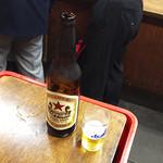 まきしま酒店 - ビール