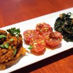 タンドールバル カマルプール - 前菜(2016.08)