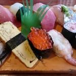 柳寿司 - 料理写真:握り寿司  (松)