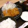 和幸 - 料理写真:ヒレカツ御飯 ¥1296