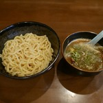 55177779 - 剛つけ麺(850円)