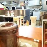 幸楽苑 - 店内厨房