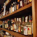 天満寅蔵 - 洋酒、地酒、焼酎など種類が豊富なお酒類