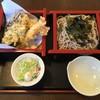 遊鶴 - 料理写真:日曜、祝日お得な天せいろ、990円です。