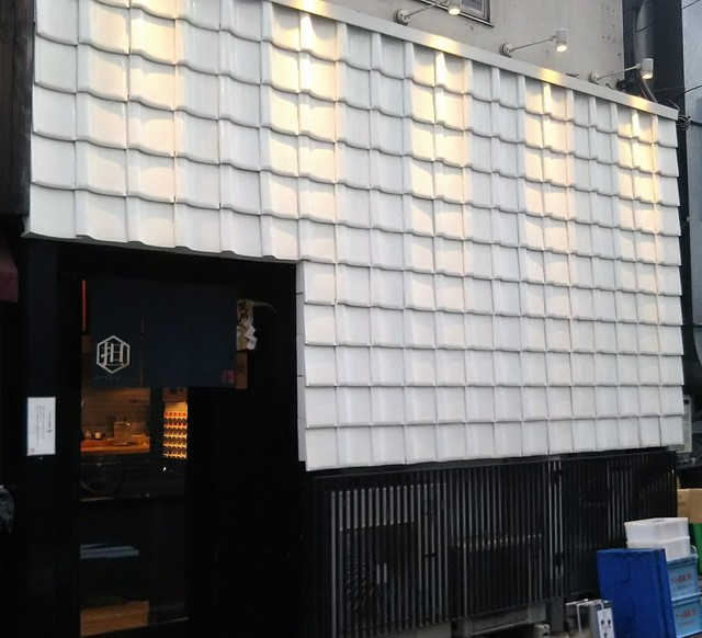希須林 担々麺屋 赤坂店 - (2016年)外観