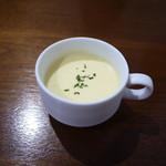 55183216 - 冷製コーンスープ