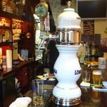 kniepe No.9 - レーベンブロイのビールサーバー