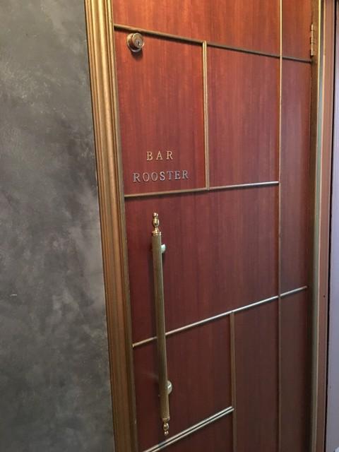 ルースター - 入り口