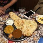 マサラハット - 野菜とマトンのカレー