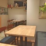 Piuma - テーブル席