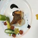 Restaurant Ange jeu - 料理写真:
