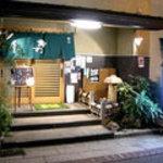石松寿司 - 別府駅から徒歩7分の繁華街、新宮通り沿いにあります。
