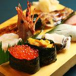 石松寿司 - 豪華♪特上にぎり 2800円