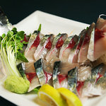 石松寿司 - 関さば 最高♪ 2500円~