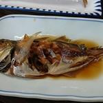 あら井 - 鯵の煮魚