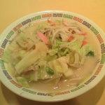 水光社 ファミリーレストラン - チャンポン