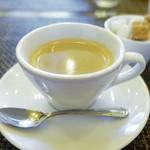 リストランテ シーヴァ - コーヒー