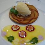 55202388 - ロザージュ伝統あつあつりんごパイ