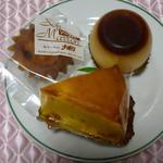 ケーキのナポリ - 料理写真:今回購入した3点