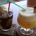 PaAni - コーラフロートとココパイン