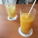 55204782 - オレンジジュース