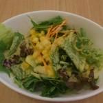 カサディエッロ - セットのサラダ