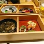 Ryoutei - 2016年8月 厳選コースの前菜