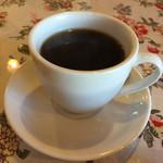55205958 - ランチセットのコーヒー
