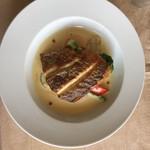 ビストロ ヴァン デリス - 鯛の料理