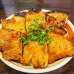 とかち豚丼 夢の蔵 - 料理写真: