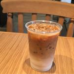 マドラグ - セットのカフェラテ 200円(税抜き)