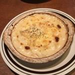 55209495 - 海老とチーズのマカロニグラタン