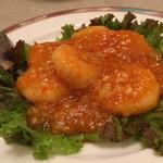 Chuugokuryouritouen - 大海老のチリソース煮